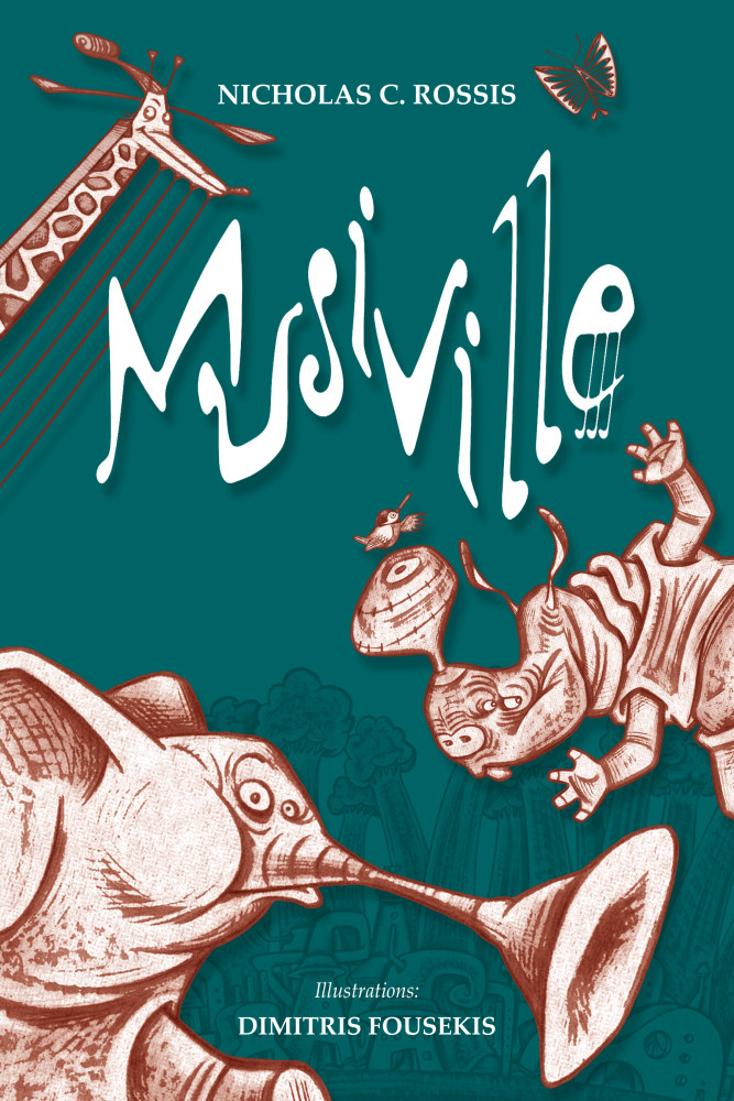 Musiville: a children's book