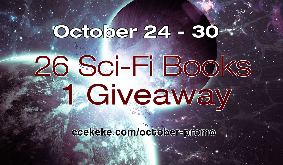 October giveaway: 26 free sci-fi books | From the blog of Nicholas C. Rossis, author of science fiction, the Pearseus epic fantasy series and children's books