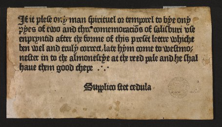 A Fantasy Tip from History: Medieval Fonts and Posters
