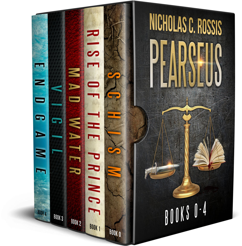 Pearseus Bundle (All Books)