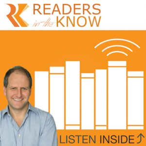 Simon Denman, Listen Inside podcast from Readers In The Know | From the blog of Nicholas C. Rossis, author of science fiction, the Pearseus epic fantasy series and children's books