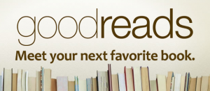 Goodreads logo | From the blog of Nicholas C. Rossis, author of science fiction, the Pearseus epic fantasy series and children's book