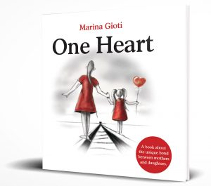 One Heart by Marina Gioti   From the blog of Nicholas C. Rossis, author of science fiction, the Pearseus epic fantasy series and children's book