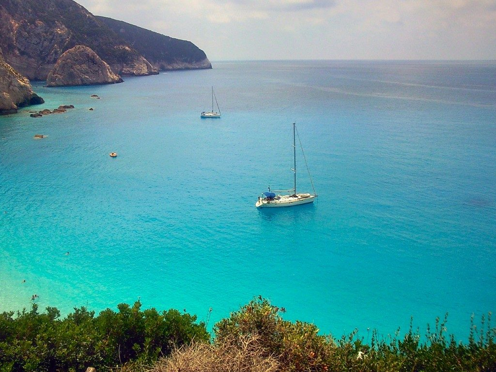 Lefkada | From the blog of Nicholas C. Rossis, author of science fiction, the Pearseus epic fantasy series and children's book