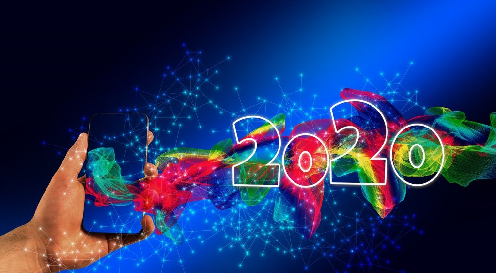 Happy new year 2020 | From the blog of Nicholas C. Rossis, author of science fiction, the Pearseus epic fantasy series and children's books