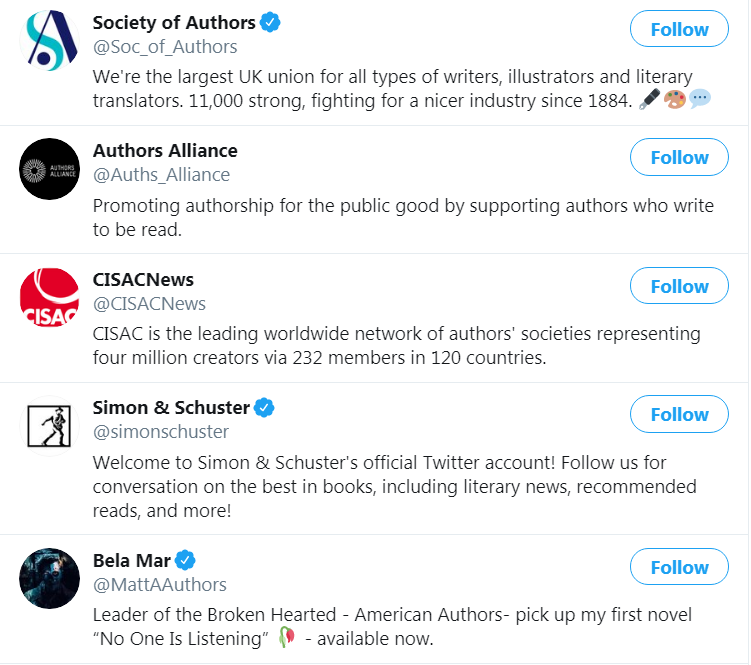 Twitter tips for authors | From the blog of Nicholas C. Rossis, author of science fiction, the Pearseus epic fantasy series and children's book