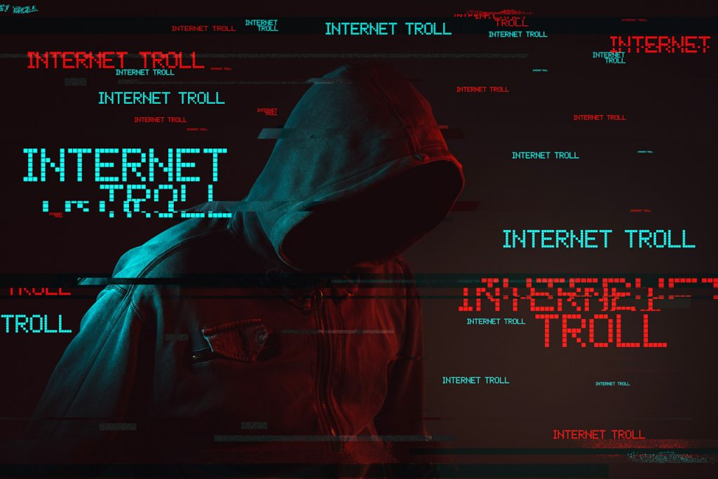 Internet troll | From the blog of Nicholas C. Rossis, author of science fiction, the Pearseus epic fantasy series and children's books