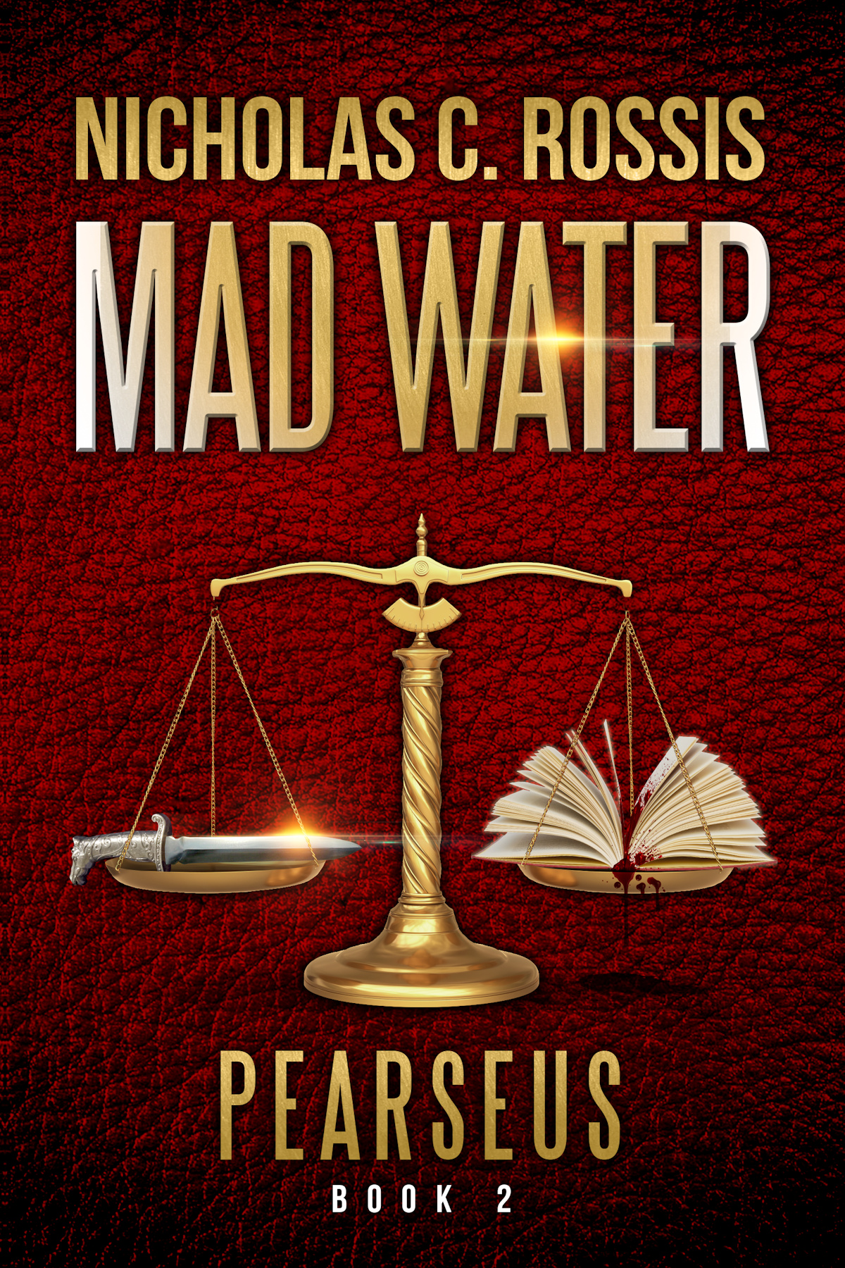 Pearseus: Mad Water (Book 2)