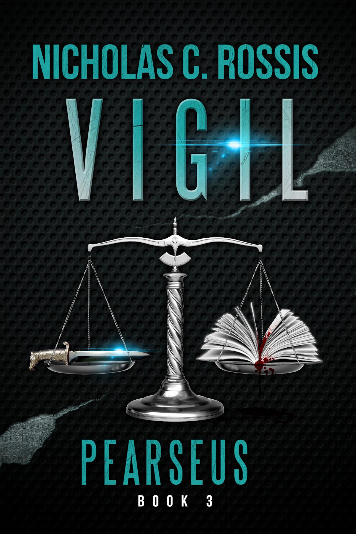 Pearseus: Vigil (Book 3)