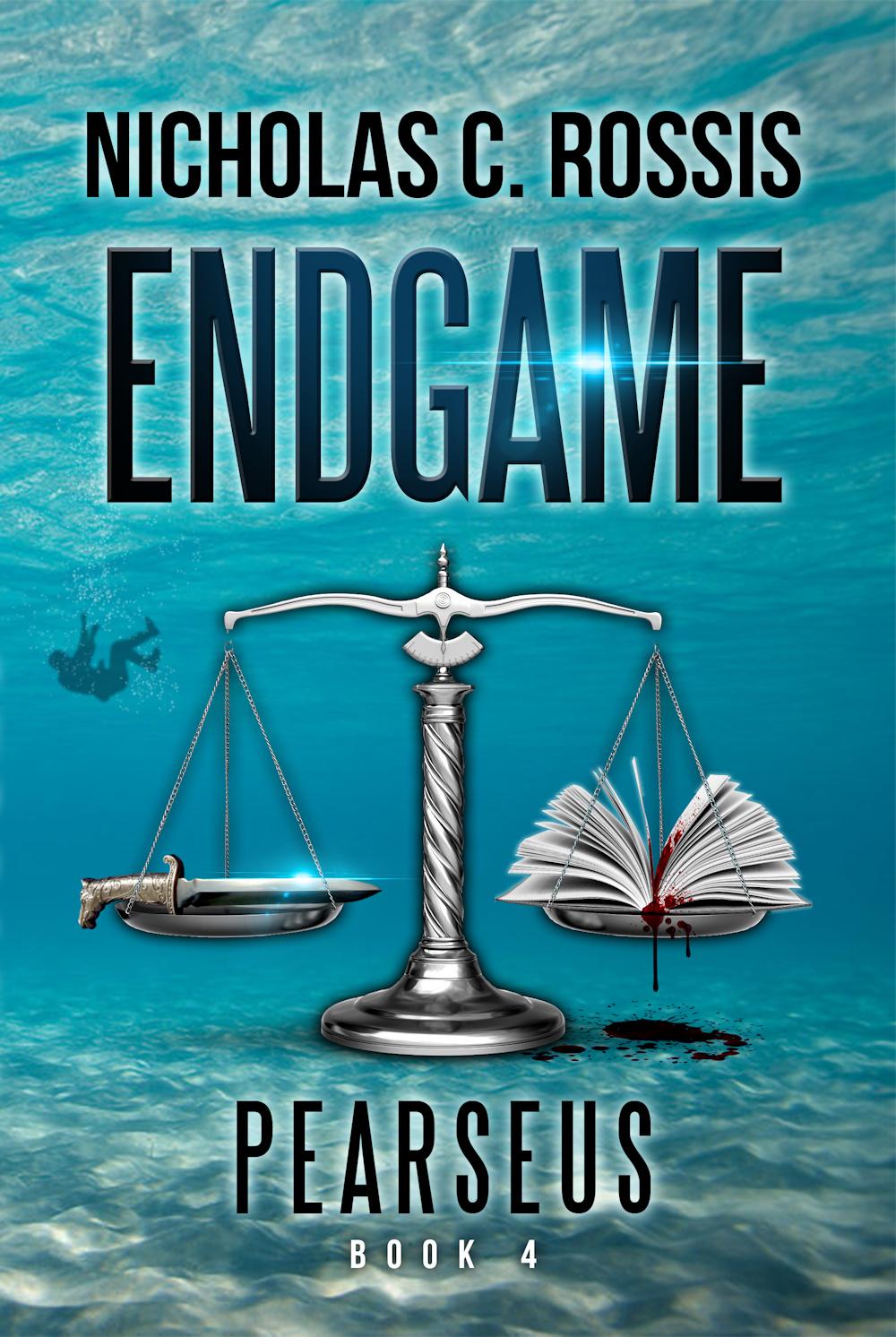 Pearseus: Endgame (Book 4)