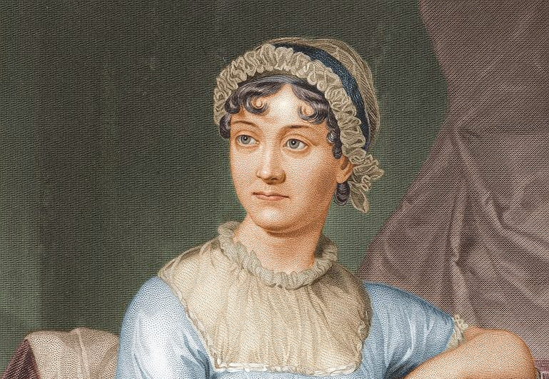 Jane Austen | From the blog of Nicholas C. Rossis, author of science fiction, the Pearseus epic fantasy series and children's books