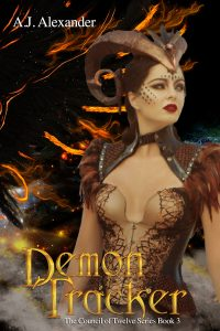 Demon Tracker | From the blog of Nicholas C. Rossis, author of science fiction, the Pearseus epic fantasy series and children's books