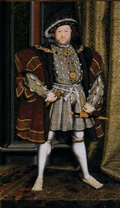 Henry VIII | From the blog of Nicholas C. Rossis, author of science fiction, the Pearseus epic fantasy series and children's books