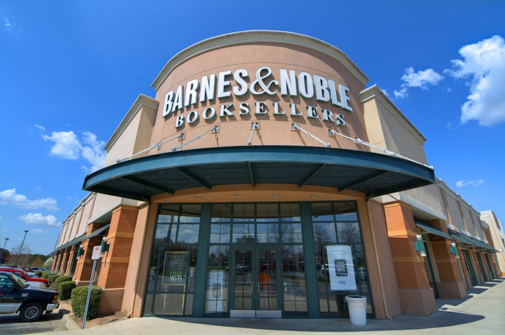 Barnes and Noble | From the blog of Nicholas C. Rossis, author of science fiction, the Pearseus epic fantasy series and children's book