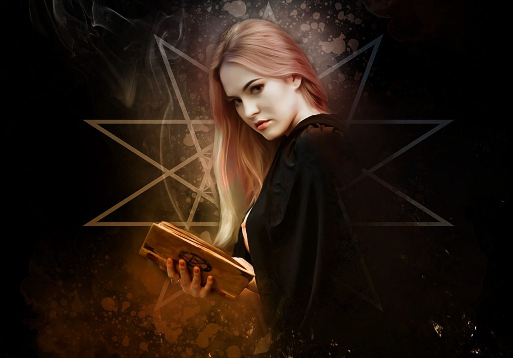 Witch | From the blog of Nicholas C. Rossis, author of science fiction, the Pearseus epic fantasy series and children's book