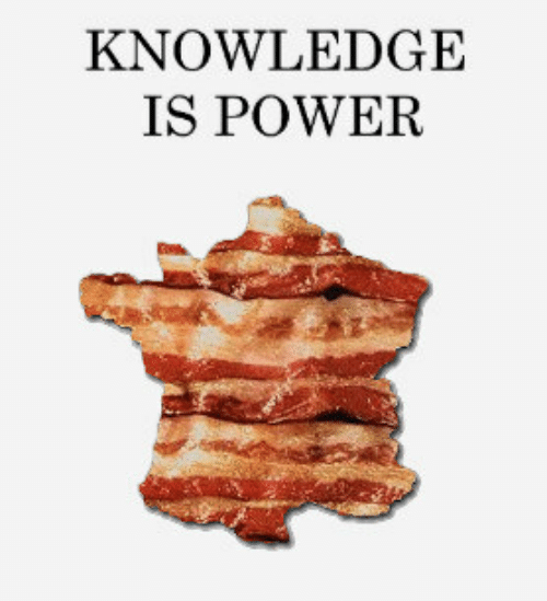 France Is Bacon | From the blog of Nicholas C. Rossis, author of science fiction, the Pearseus epic fantasy series and children's book