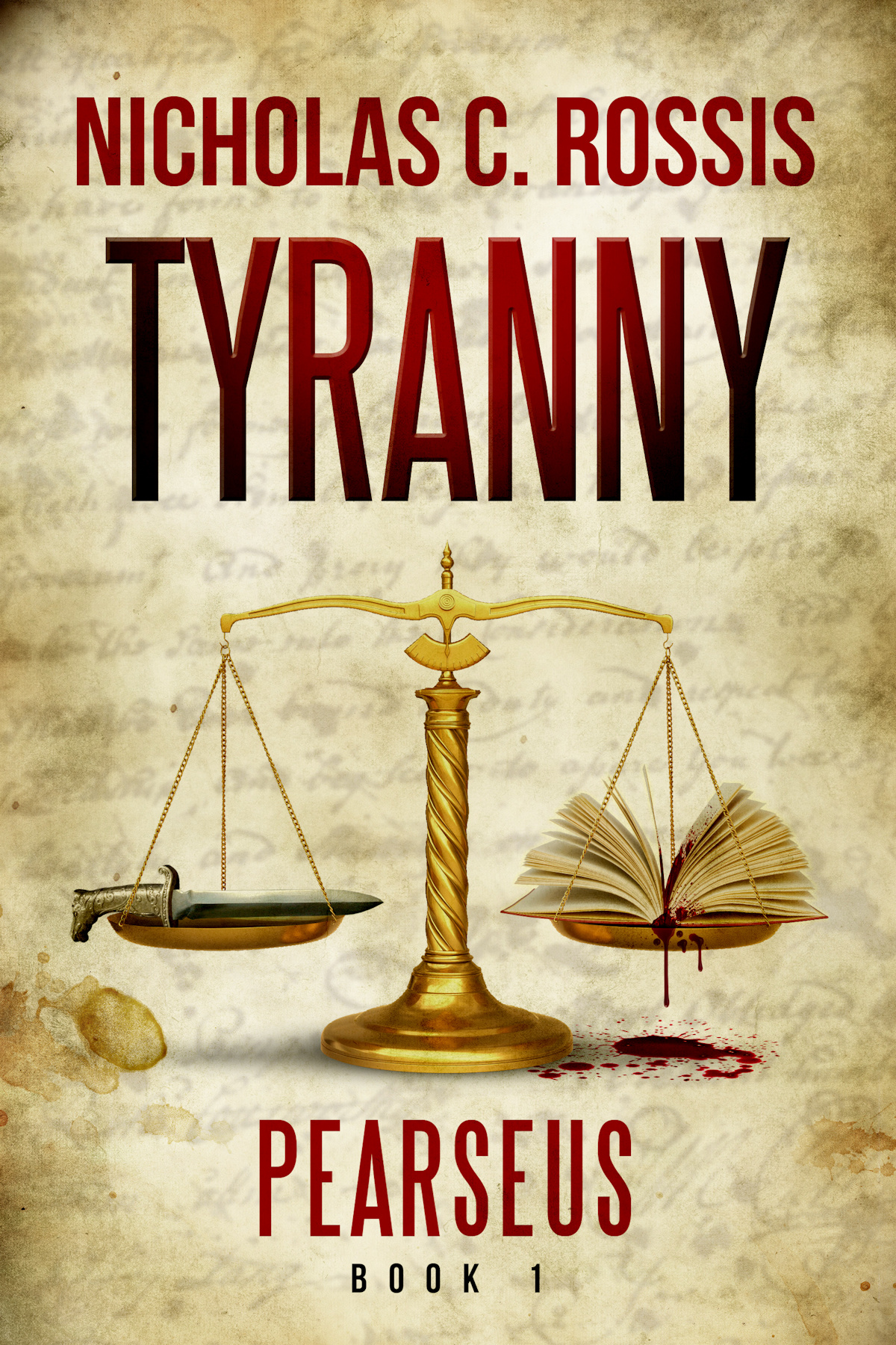 Pearseus: Tyranny (Book 1)
