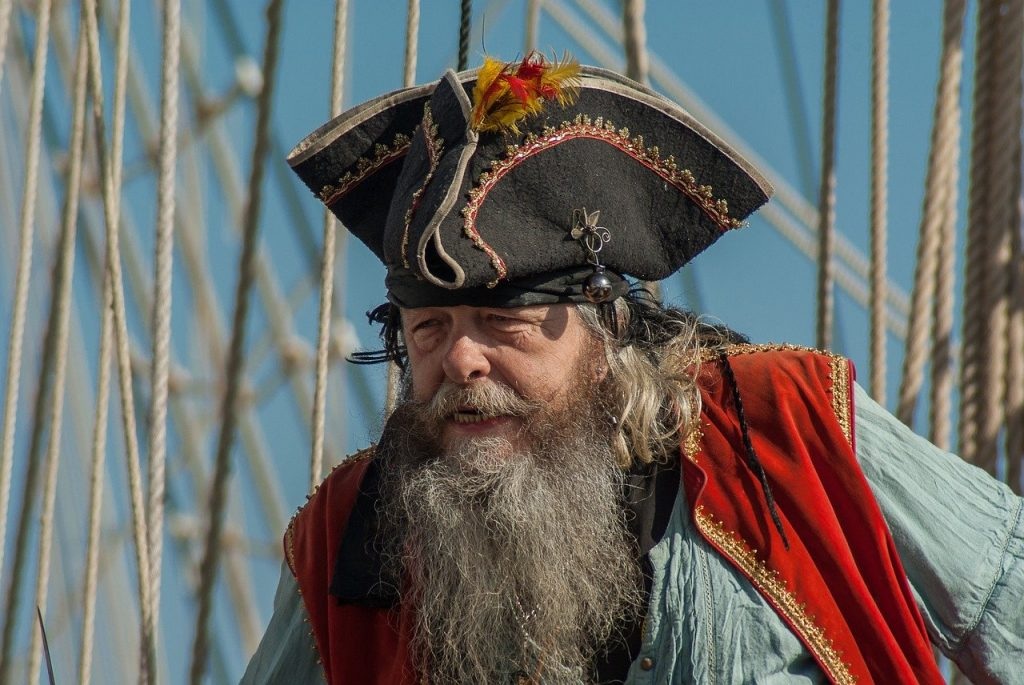 Pirate | From the blog of Nicholas C. Rossis, author of science fiction, the Pearseus epic fantasy series and children's book