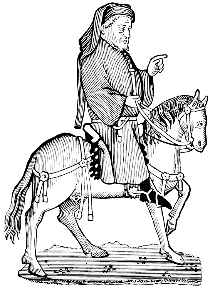 Chaucer | From the blog of Nicholas C. Rossis, author of science fiction, the Pearseus epic fantasy series and children's book