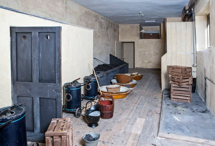 Audley End House toilet | From the blog of Nicholas C. Rossis, author of science fiction, the Pearseus epic fantasy series and children's book