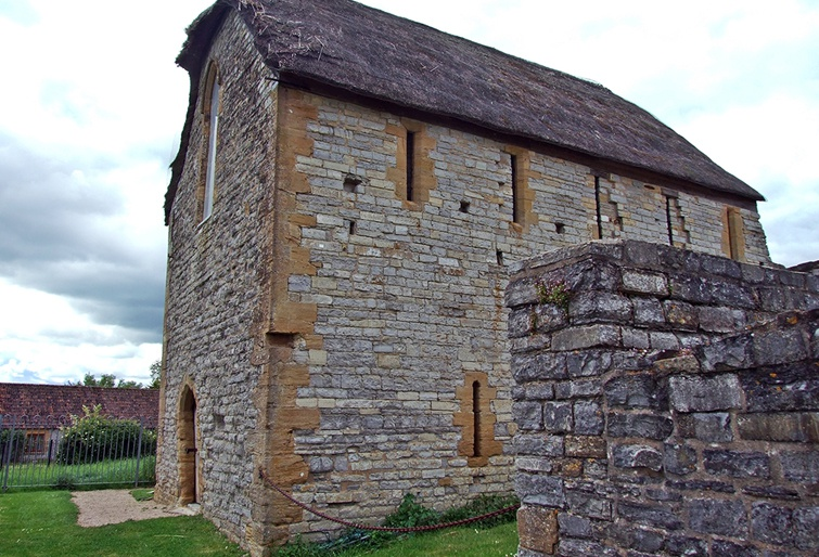 Muchelney Abbey toilet | From the blog of Nicholas C. Rossis, author of science fiction, the Pearseus epic fantasy series and children's book