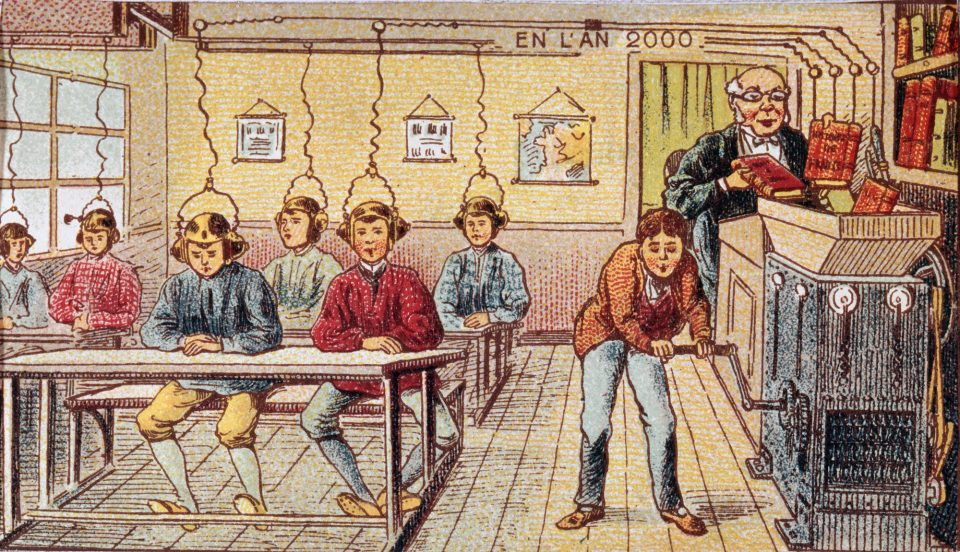 1901 school   From the blog of Nicholas C. Rossis, author of science fiction, the Pearseus epic fantasy series and children's books