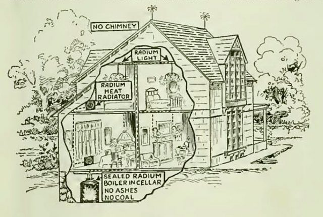 1919 nuclear house   From the blog of Nicholas C. Rossis, author of science fiction, the Pearseus epic fantasy series and children's books