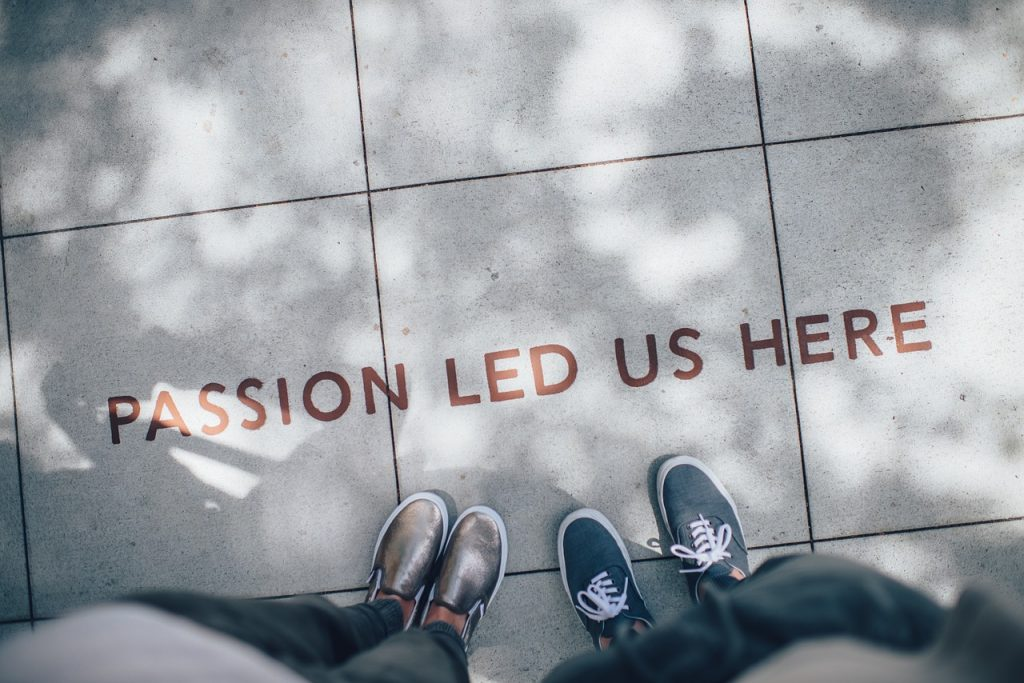 Passion led us here | From the blog of Nicholas C. Rossis, author of science fiction, the Pearseus epic fantasy series and children's books