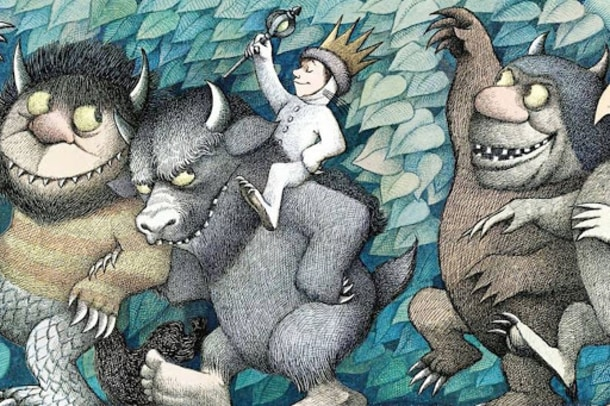 Maurice Sendak   From the blog of Nicholas C. Rossis, author of science fiction, the Pearseus epic fantasy series and children's books